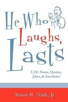 He Who Laughs, Lasts als Taschenbuch