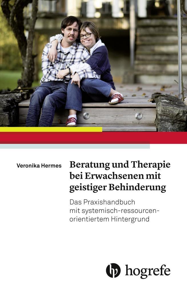 Beratung und Therapie bei Erwachsenen mit geistiger Behinderung als eBook epub