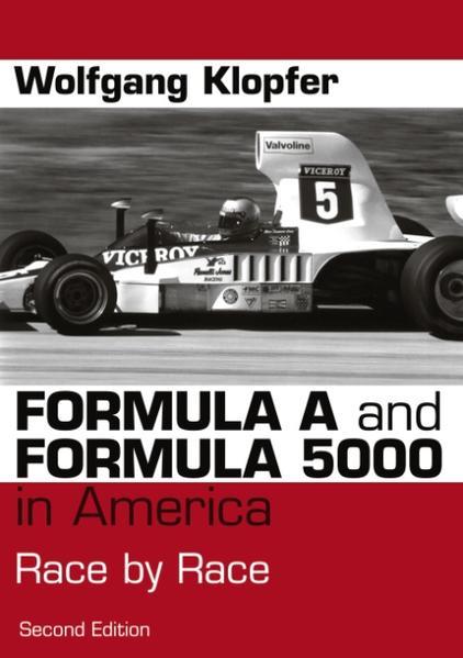 Formula A and Formula 5000 in America als Buch (kartoniert)