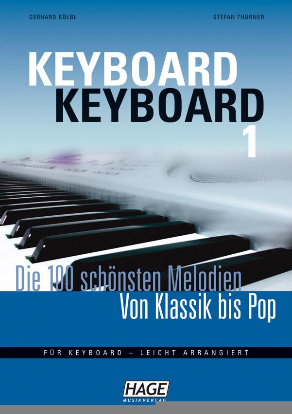 Keyboard Keyboard. Notenbuch als Buch (kartoniert)