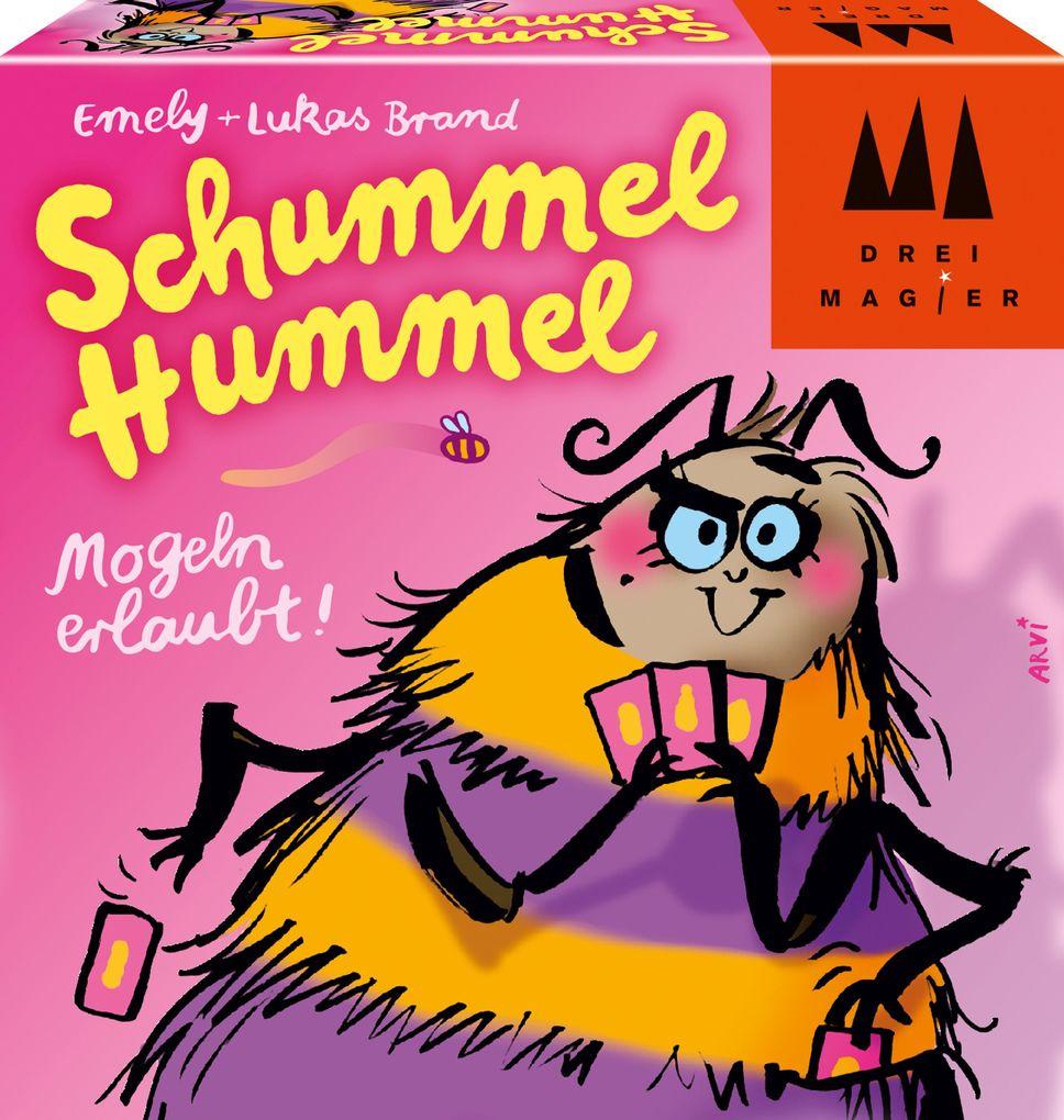 Schummel Hummel - Drei Magier® Kartenspiel als Spielware