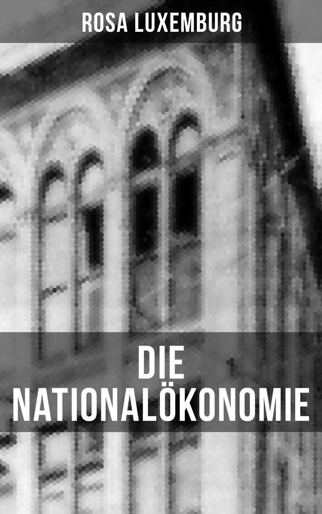 Die Nationalökonomie als eBook epub