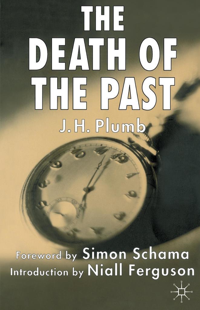 The Death of the Past als Buch (kartoniert)