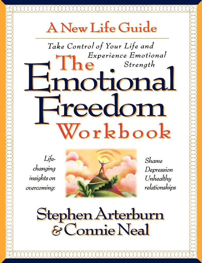 The Emotional Freedom Workbook als Taschenbuch
