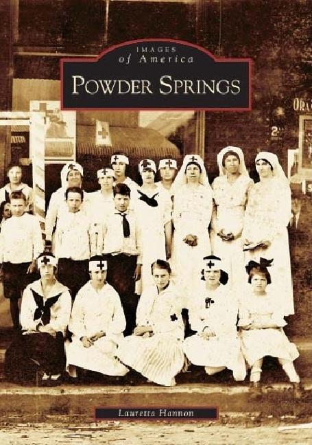 Powder Springs als Taschenbuch