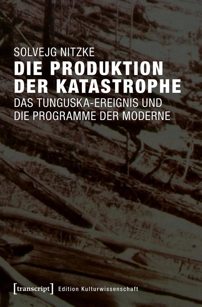 Die Produktion der Katastrophe als eBook pdf
