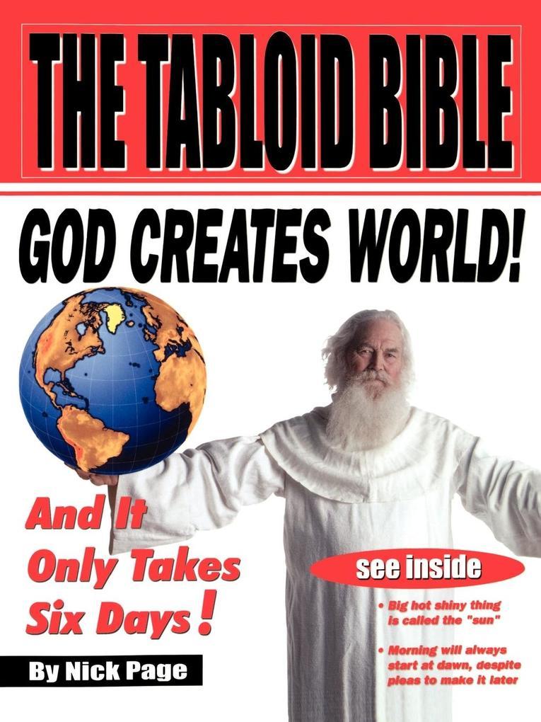 The Tabloid Bible als Taschenbuch