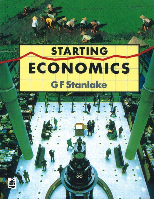 Starting Economics Paper als Taschenbuch
