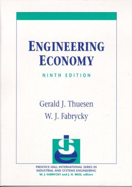 Engineering Economy als Taschenbuch