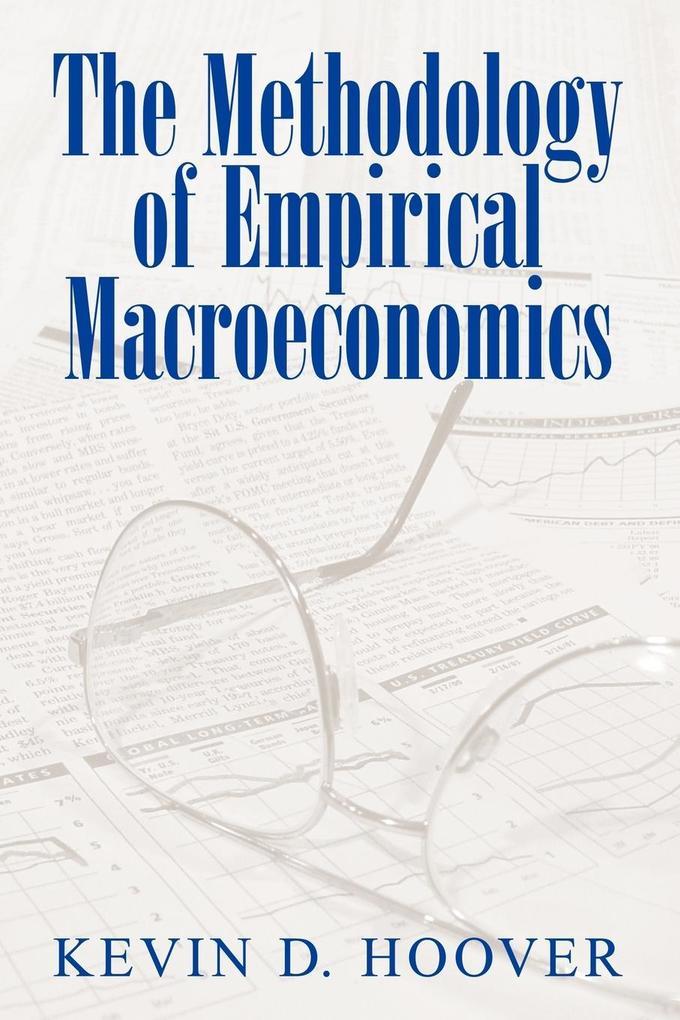 The Methodology of Empirical Macroeconomics als Buch (kartoniert)