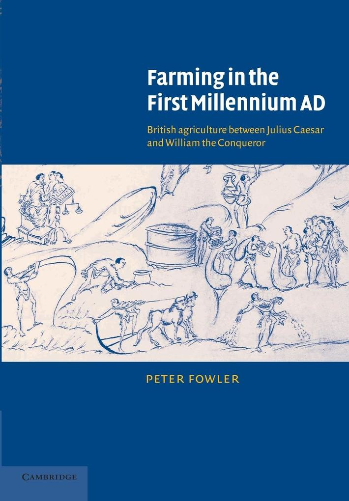 Farming in the First Millennium AD als Buch (kartoniert)