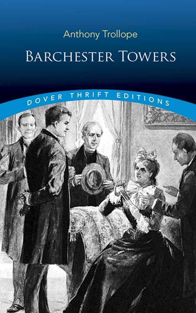 Barchester Towers als Taschenbuch