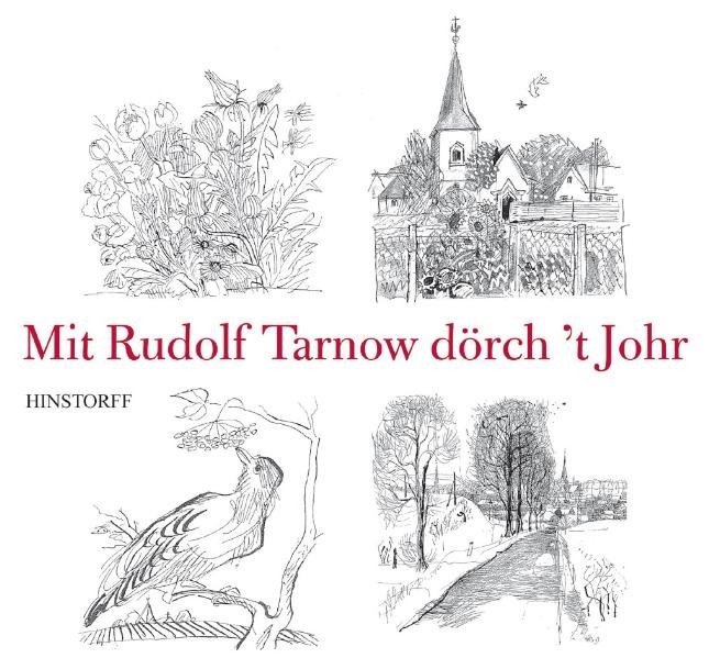 Mit Rudolf Tarnow dörch't Johr als Buch (gebunden)