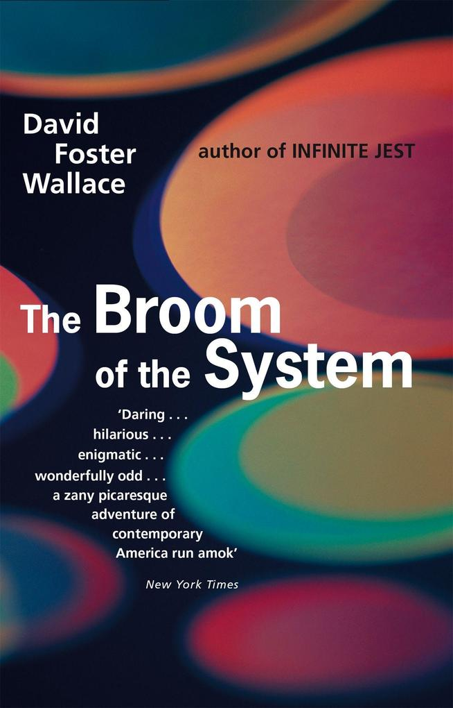 The Broom of the System als Taschenbuch