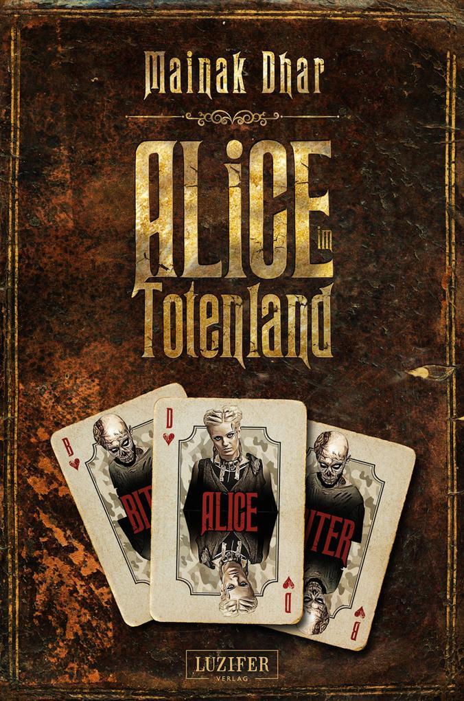 Alice im Totenland als Buch (kartoniert)