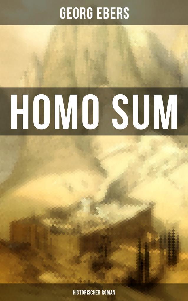 Homo sum (Historischer Roman) als eBook epub