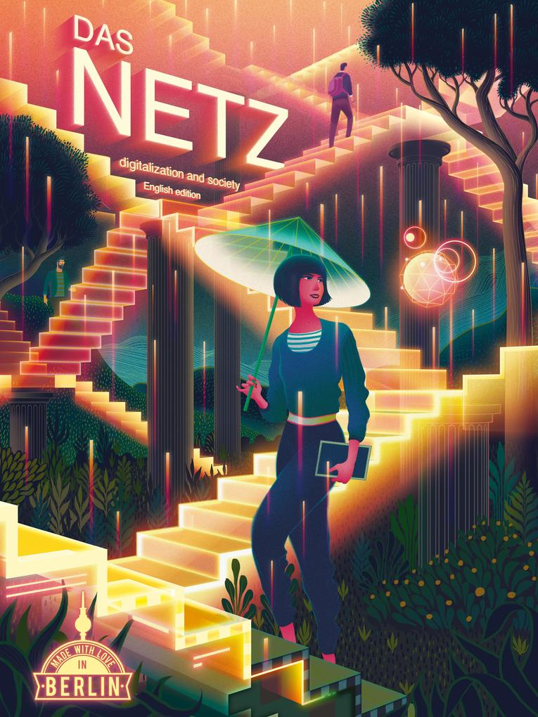 Das Netz - English Edition als eBook epub