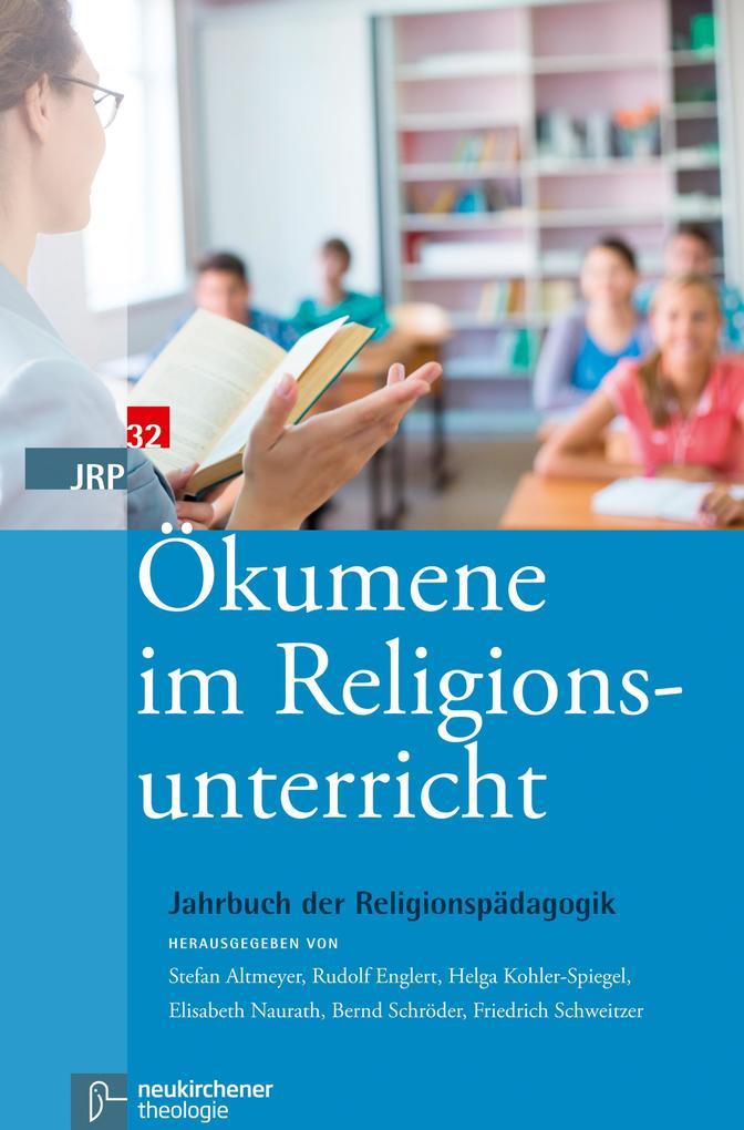 Ökumene im Religionsunterricht als eBook pdf