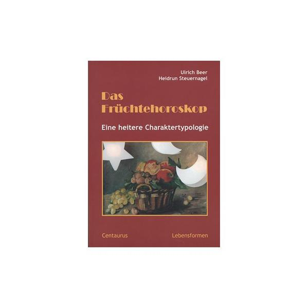 Das Früchtehoroskop als Buch (kartoniert)