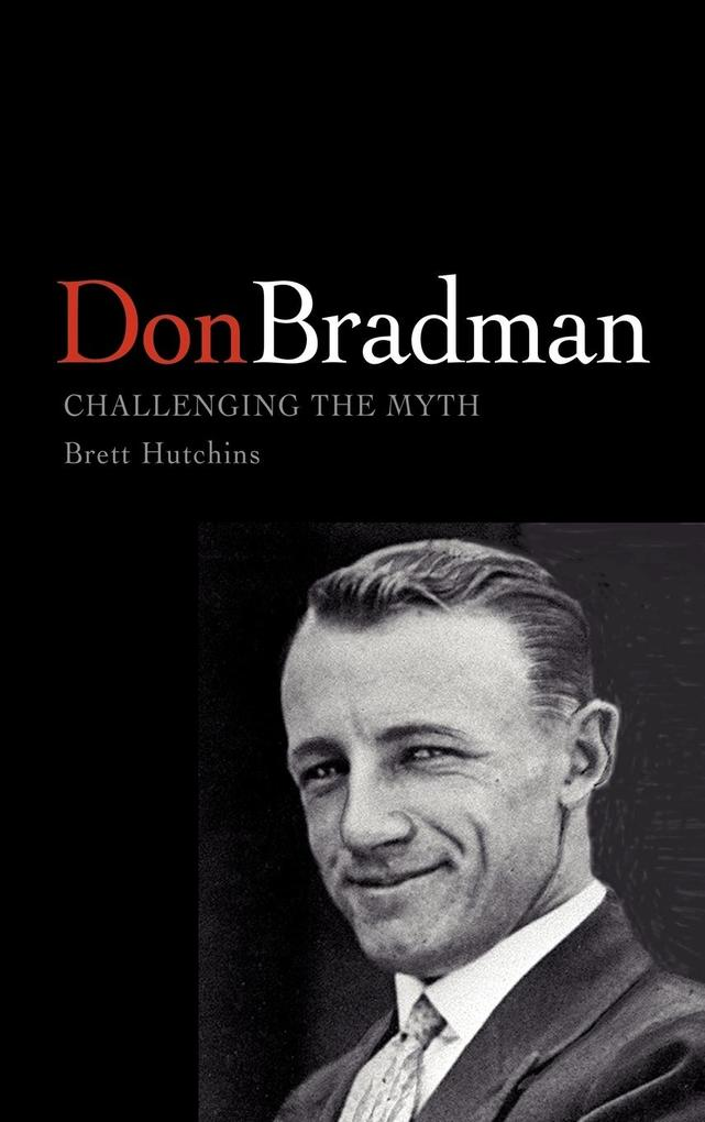 Don Bradman als Buch (gebunden)