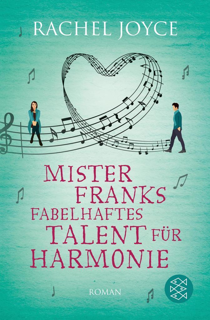 Mister Franks fabelhaftes Talent für Harmonie als eBook epub