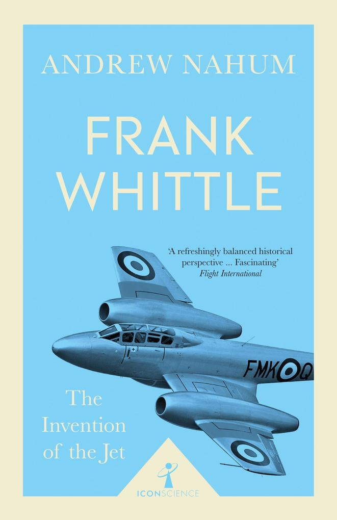 Frank Whittle (Icon Science) als eBook epub