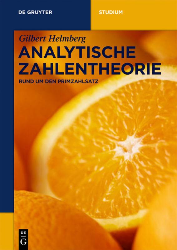 Analytische Zahlentheorie als Buch (kartoniert)