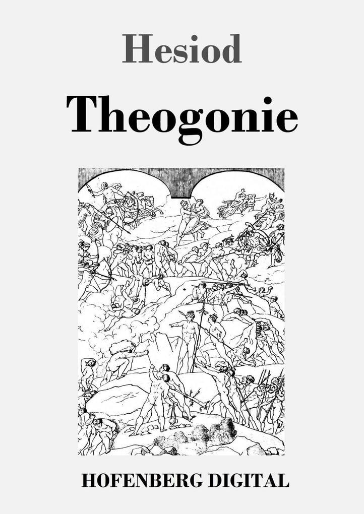 Theogonie als eBook epub