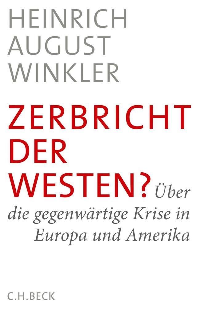 Zerbricht der Westen? als eBook epub