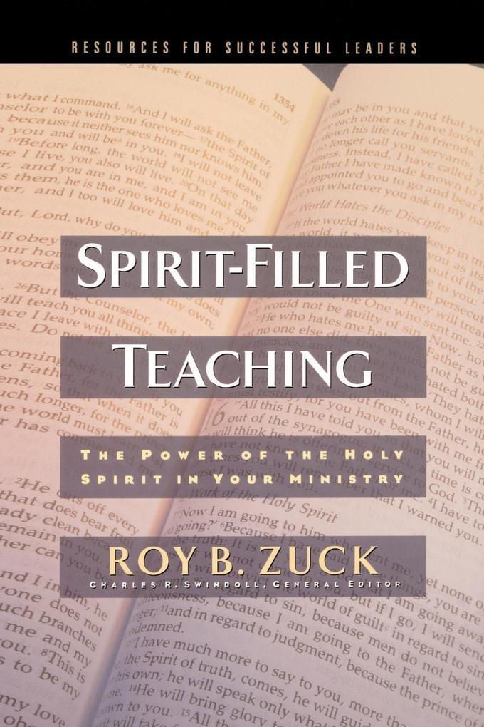 Spirit-Filled Teaching als Taschenbuch