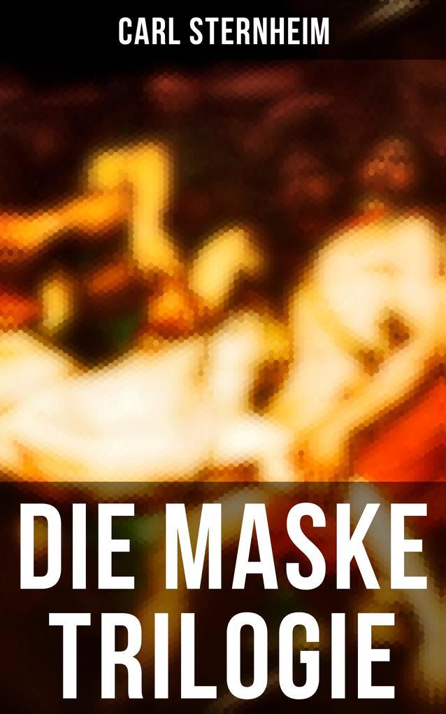 Die Maske Trilogie als eBook