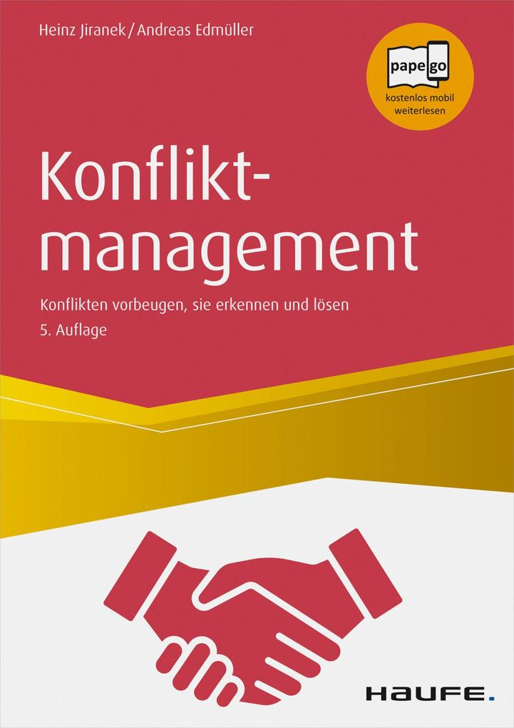 Konfliktmanagement als eBook epub