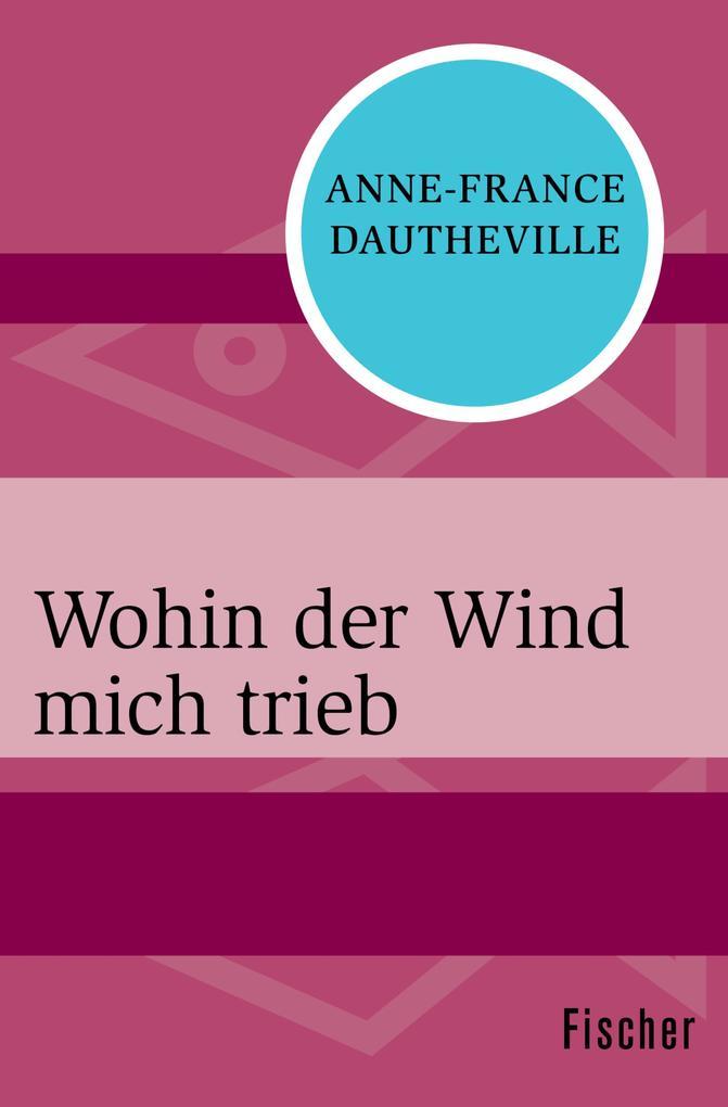 Wohin der Wind mich trieb als eBook epub