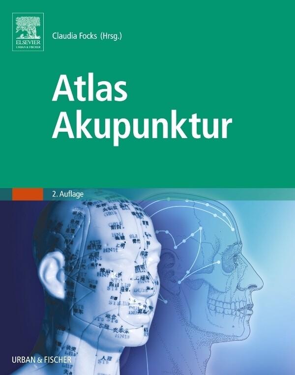 Atlas Akupunktur als Buch (gebunden)
