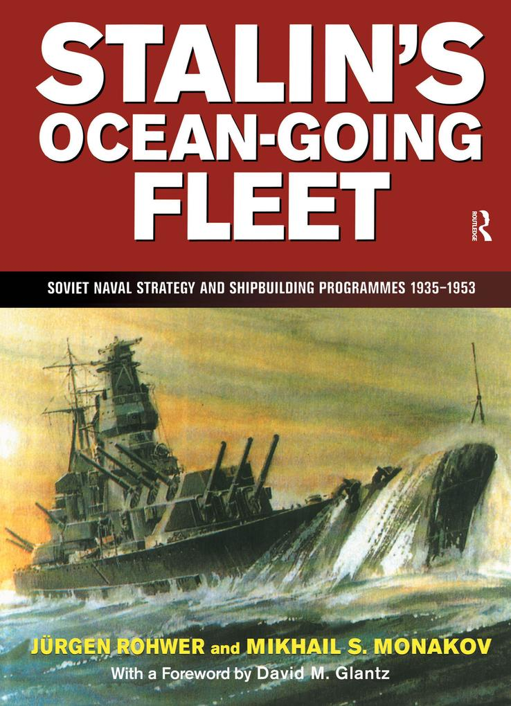 Stalin's Ocean-going Fleet: Soviet als eBook epub