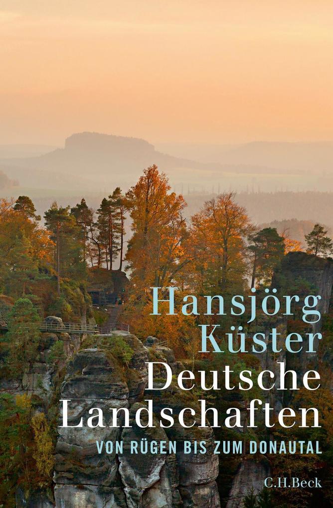 Deutsche Landschaften als eBook epub