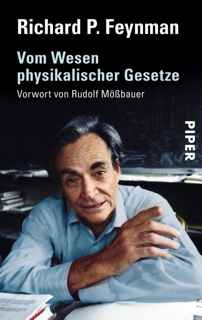 Vom Wesen physikalischer Gesetze als eBook epub