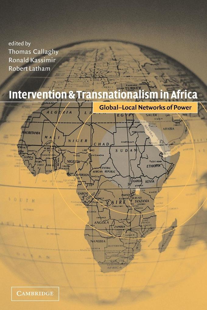Intervention and Transnationalism in Africa als Buch (kartoniert)