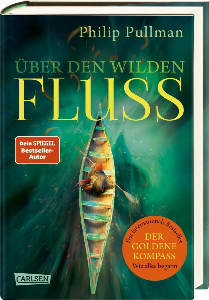 His Dark Materials 0: Über den wilden Fluss als Buch (gebunden)