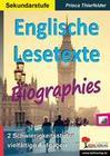 Englische Lesetexte / Biographies
