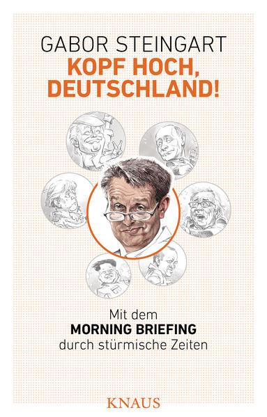 Kopf hoch, Deutschland! als Buch (gebunden)