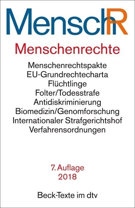 Menschenrechte - Ihr Internationaler Schutz als Taschenbuch