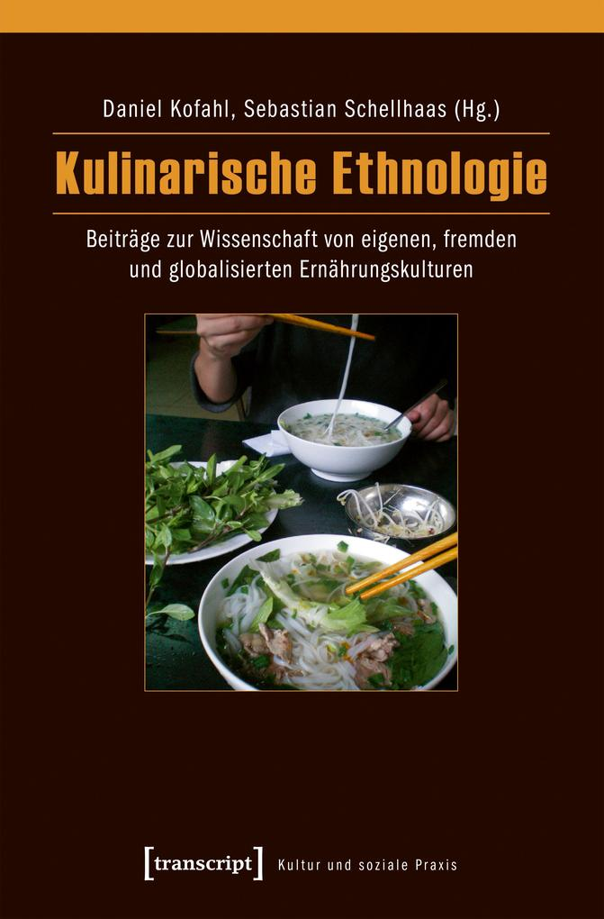 Kulinarische Ethnologie als eBook