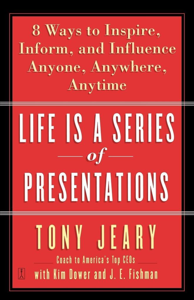 Life Is a Series of Presentations als Taschenbuch