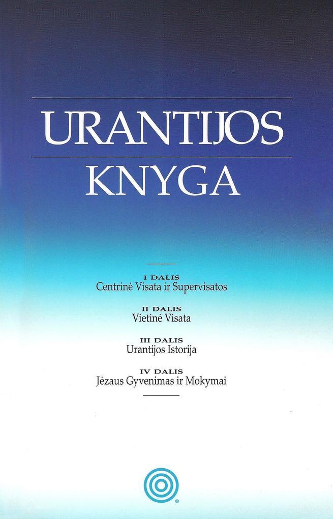 Urantijos Knyga als Taschenbuch