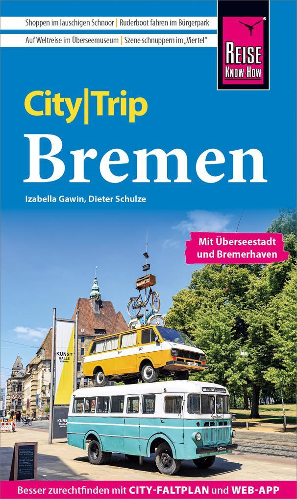Reise Know-How CityTrip Bremen als eBook pdf
