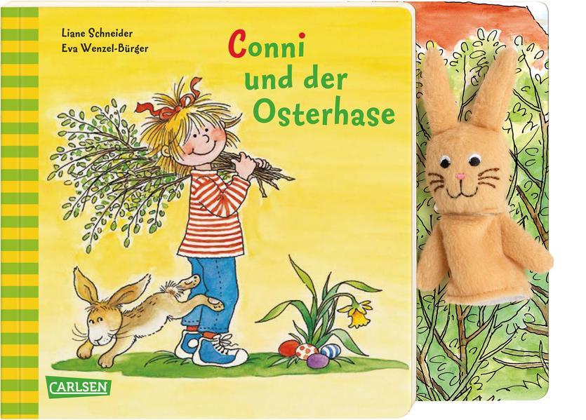 Conni und der Osterhase als Buch (kartoniert)