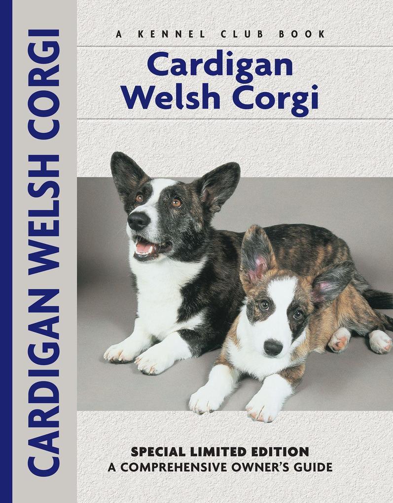 Cardigan Welsh Corgi als Buch (gebunden)