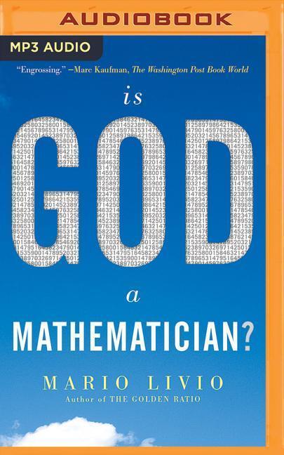 Is God a Mathematician? als Hörbuch CD