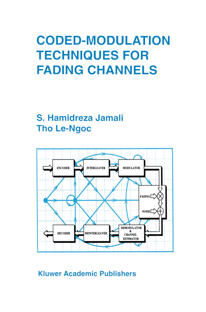 Coded-Modulation Techniques for Fading Channels als Taschenbuch